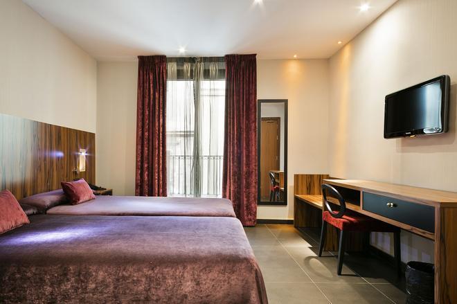 加州旅馆巴塞罗那 - 巴塞罗那 - 睡房