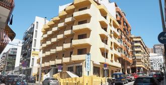 安达卢西亚酒店 - 贝尼多姆 - 建筑