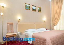勒尔蒙托夫斯基酒店 - 敖德萨 - 睡房