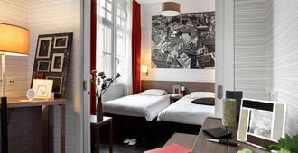 斯特拉斯堡广场克莱伯柔居公寓式酒店 - 斯特拉斯堡 - 睡房