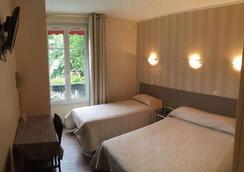 雅利安酒店 - 巴黎 - 睡房