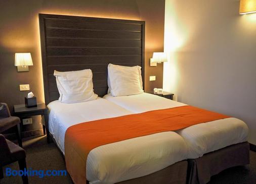 佛兰德斯酒店 - 布鲁日 - 睡房