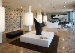 格昂德马特艾酒店 - 拉文纳 - 大厅