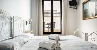 安格雷利宫殿酒店 - 加利波利 - 睡房