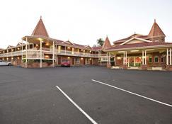 阿贝尔塔斯曼汽车旅馆 - 达博 - 建筑