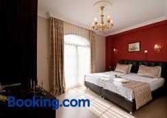 宏伟酒店 - 伊斯坦布尔 - 睡房