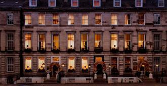 尼拉加勒多尼亚酒店 - 爱丁堡 - 建筑