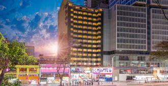 丹恩AV.19酒店 - 波哥大 - 建筑