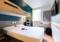 波尔多中心宜必思经济型酒店-圣让火车站 - 波尔多 - 睡房
