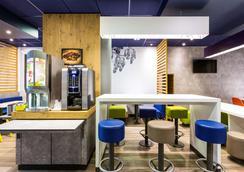 波尔多中心宜必思经济型酒店-圣让火车站 - 波尔多 - 餐馆