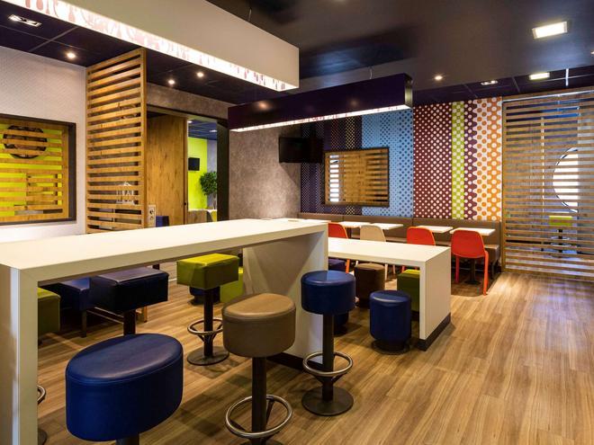 波尔多中心宜必思经济型酒店-圣让火车站 - 波尔多 - 休息厅