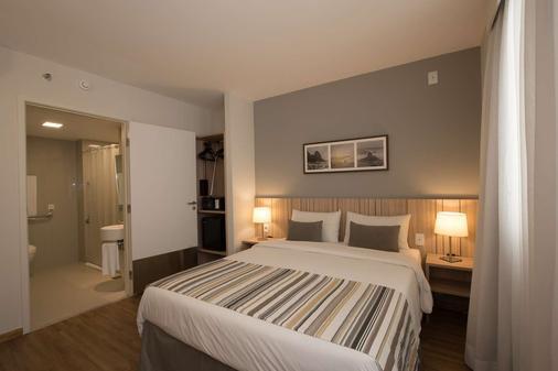 里约热内卢拉帕柔软旅馆 - 里约热内卢 - 睡房