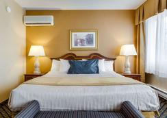 沃恩蒙地卡罗套房酒店 - 沃恩 - 睡房