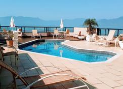 竹筏服务式公寓酒店 - 卡拉瓜塔图巴 - 游泳池