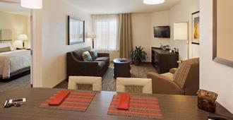 休斯顿佳乐利亚医学中心索内斯塔简单套房酒店 - 休斯顿 - 客厅