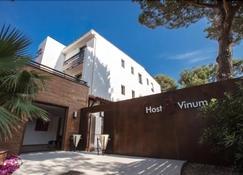 Host & Vinum 酒店 - 鲁西隆地区卡内 - 建筑