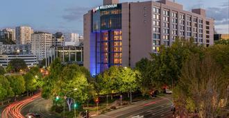奥克兰汇合酒店 - 奥克兰 - 建筑