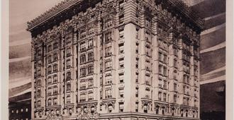 蒙特萊昂酒店 - 新奥尔良 - 建筑