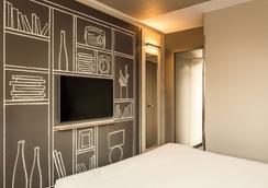 波尔多市中心圣让车站宜必思酒店 - 波尔多 - 睡房
