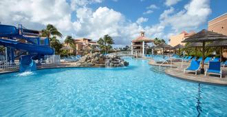 迪威村高尔夫和海滩度假酒店 - 奥腊涅斯塔德 - 游泳池