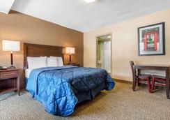 罗德威旅馆 - 芝加哥 - 睡房