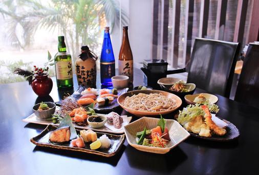 巴厘岛水印Spa酒店 - 库塔 - 食物