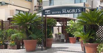 玛格丽斯酒店 - 那不勒斯 - 建筑