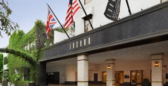 伦敦西好莱坞酒店 - 洛杉矶 - 建筑