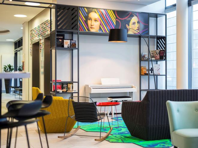 科隆市阿达吉奥公寓酒店 - 科隆 - 休息厅