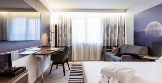 里摩日湖诺富特酒店 - 里摩日 - 睡房