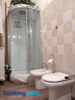 果园住宿加早餐酒店 - 维泰博 - 浴室