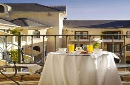 花园宫殿酒店 - 帕罗奥多 - 阳台