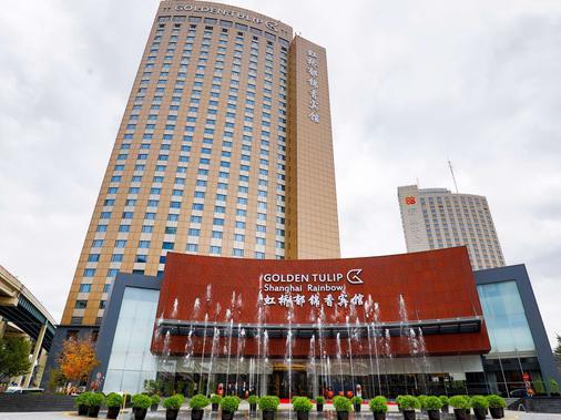 上海虹桥宾馆 - 上海 - 建筑