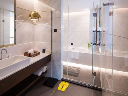 上海虹桥宾馆 - 上海 - 浴室