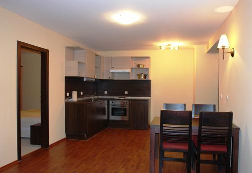 梦想公寓酒店 - 班斯科 - 厨房