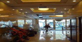 格林豪泰南京大厂新华路快捷酒店 - 南京 - 大厅