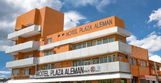 阿莱曼广场酒店 - 利昂 - 建筑