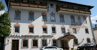 奥门拉什爱德外斯酒店 - 加尔米施-帕滕基兴 - 建筑