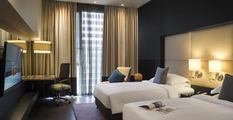 阿尔占罗塔纳酒店 - 安曼 - 睡房