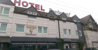 Comm Hotel - 波兹南 - 建筑