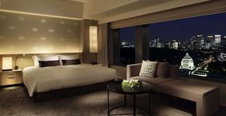凯彼德东急酒店 - 东京 - 睡房