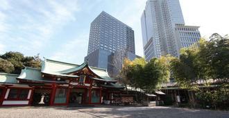 凯彼德东急酒店 - 东京 - 建筑