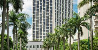 雅加达费尔蒙酒店 - 西雅加达 - 建筑