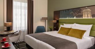 莱昂纳多皇家曼海姆酒店 - 曼海姆 - 睡房