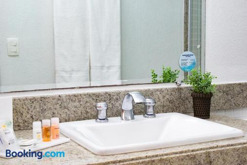 布里斯托巴西500酒店 - 库里提巴 - 浴室
