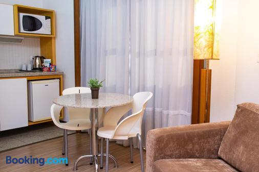 布里斯托巴西500酒店 - 库里提巴 - 餐厅