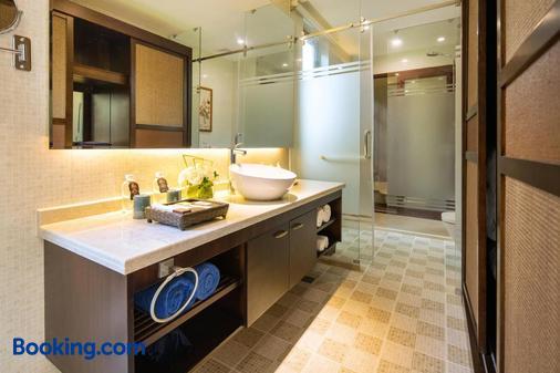 亚龙湾五号度假别墅酒店 - 三亚 - 浴室