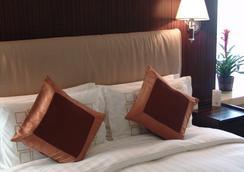 豪德万源大酒店 - 上海 - 睡房