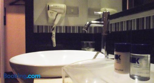 万隆金花酒店 - 万隆 - 浴室