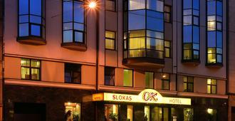 斯洛卡斯ok酒店 - 里加